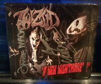 Twiztid - A New Nightmare CD Pre-Order Signed Cover insane clown posse madchild