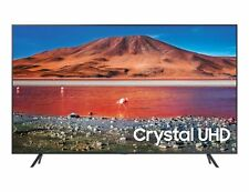 Samsung Led TV UE43TU7170 4k HDR Smart TV 43 Pollici Grigio WIFI CRYSTAL