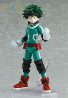 Izuku Midoriya My Hero Academia Figma 323 Action Figure Collection Model Gift
