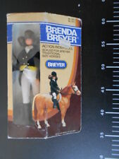 ♥ Vintage Brenda Breyer Traditional Size Horse Action Rider Doll ♥