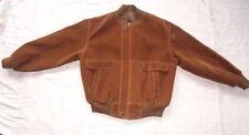 Unbranded Suede Waist Length Coats & Jackets for Men