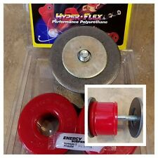 Energy Suspension 16.7106R Trailing Arm Bushing Set Red with Installation Tool.