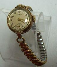 Vintage ORVIN Ladies Gold Filled Watch