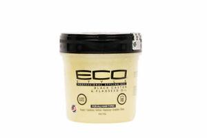 ECO Black Castor & Flaxseed Oil Gel