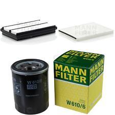 MANN-Filter Inspektions Set Ölfilter Luftfilter Innenraumfilter MOLI-8034369