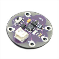 LilyPad LiPower Lithium Battery boost Power step up Battery Module 5V output new