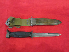 Us Imperial M-79 Utility Fighting Knife W/Scabbard
