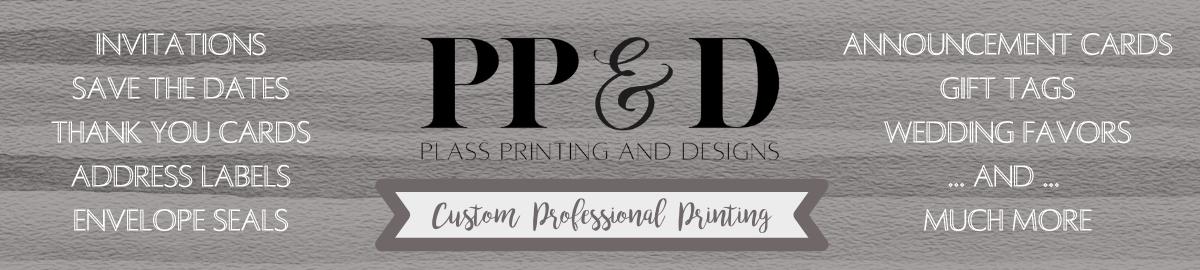 Plass Printing & Designs