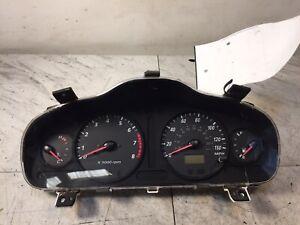 ✅ 2001 2002 2003 Hyundai Santa Fe 2.7 A/T Instrument Speedometer Gauge Cluster