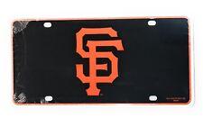 San Francisco Giants Aluminum Metal Tag Novelty License Plate Baseball