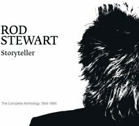 Storyteller: The Complete Anthology 1964-1990 - Rod Stewart (Box Set) [CD]