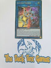 YUGIOH: ENCODE TALKER, SDCL, 1ST EDITION, ULTRA RARE