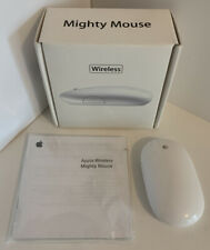 Apple wireless mighty mouse MB111LL/A A1197【EXCELLENT CONDITION】