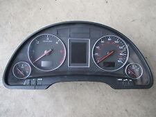 Combi instrumento millas velocímetro fis a4 b6 8e 8e0920950f diesel mph Bosch