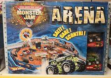 Hot Wheels - Monster Jam Arena - Playset Italy Exclusive