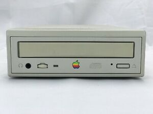 Apple CD 600e  External SCSI CD-ROM Drive — Tested, working — Excellent!