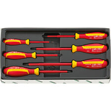 Stahlwille DRALL 6pc Screwdriver Set 1000V VDE Insulated 4695