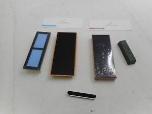 Sharp Pebble Complete Sharpening Stone Set - Dual Grit Whetstone 1000/6000