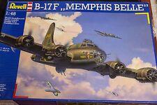 Revell 1/48 Boeing B-17F Memphis Belle Plastic Model Kit 04297 aftermarket decal