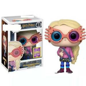 Funko POP!Harry Potter 41# Luna Lovegood Action Figures Exclusive Collection Toy
