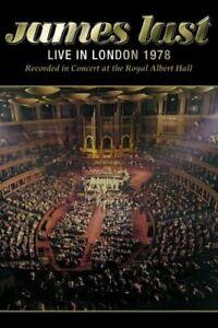Giacomo Last Live IN London 1978 (2004) 36-track DVD Nuovo/Sigillato