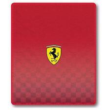 Couverture Polaire Large Ferrari jeter officielle nouvelle voiture de sport