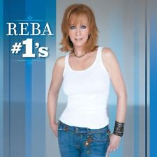 REBA McENTIRE - #1'S: NUMBER ONE HITS 2CD SET (2005)
