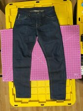 Raleigh Denim Workshop Graham Slim Fit Cone Mill Selvedge Denim Jeans Size 31