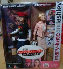 Barbie  Mary-Kate & Ashley Twin Dolls New York Minute