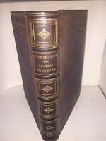 Lettres choisies de Madame de Sévigné | Dessins par Staal | 1862