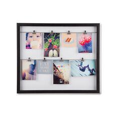 Portafotos y marcos decorativos Umbra para el hogar