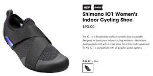 Shimano IC1 womens biking shoes