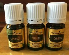 Young Living Essential Oils - Cypress (5ml) Ancient Scriptures - [LOT OF 3]