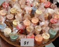 23  Bulk Candle Sale votives  Highly Scented
