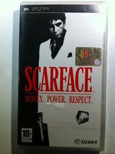 SCARFACE  SONY PSP NUOVO SIGILLATO SEALED VERSIONE ITALIANA