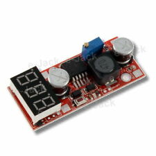 Dc adjustable buck step down converter lm2596 voltage regulator with voltmeter