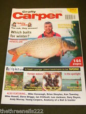 CRAFTY CARPER - FOREIGN WATERS - JAN 2003 # 65