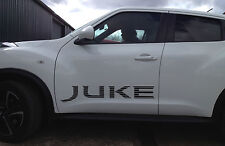 Nissan Juke Vinyl Graphics Quality Sticker Set of 2 Decals
