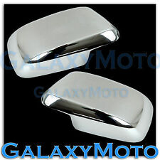 Triple Chrome plated Kit Mirror Cover for 05-12 Nissan FRONTIER