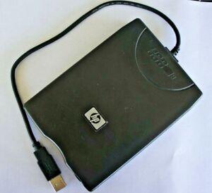 "HP Mitsumi D353FUE USB External Floppy Disk Drive 3.5"""
