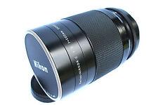 Reflex-Nikkor C 1:8 f=500 mm  Spiegelteleobjektiv NIKON - TOP !!  8,0 500mm MF