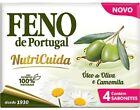Feno de Portugal Olive Oil  Chamomile Bar Soap 4 x Pack 4 x 90g / 4 x 3.18oz