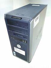 Dell OptiPlex GX620 Retro Gaming Tower PC Pentium 4 3GHz 2GB 0HD Optical Drive