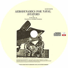 Aerodynamics for Navy Aviators (1965) Aviation Aircraft Training Book on CD