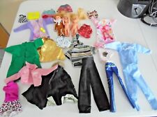 Ken Barbie Clothes Accessories Lot with L'il Friends of Kelly Dolls Gingerbread