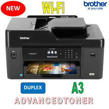 Brother MFC-J6530DW A3 M/F Inkjet Printer + Duplex and Wi-Fi