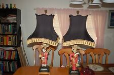 New listing 2 High end Chelsea House Lamps oriental design , lower 48 free shipping
