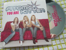 Atomic Kitten – You Are  Label: Innocent –SINCDJ31 PROMO CD Single