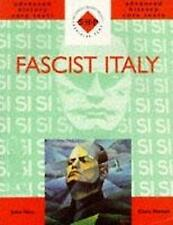 Fascist Italy by John Hite, Chris Hinton (Paperback, 1998)