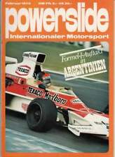 Powerslide 1975-2  * Test: Opel Ascona Irmscher * Test: Triumph Dolomite Sprint